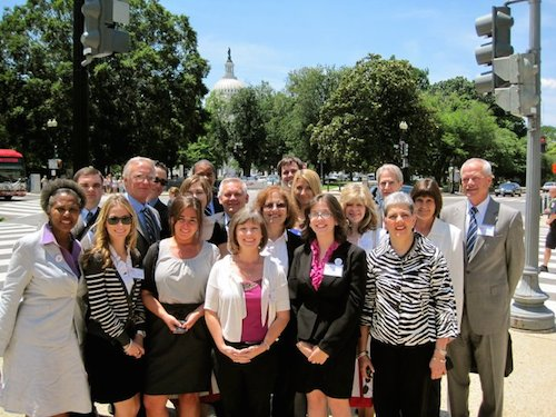 2011 Hill Day Group Shot