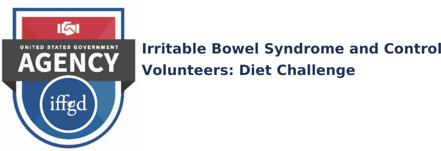 ClinTrial IBS and Diet