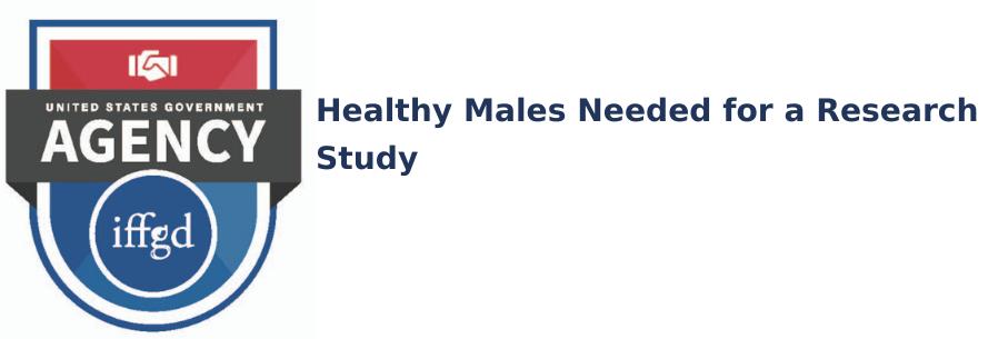 ClinTrial NIH Healthy