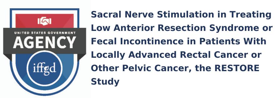 ClinTrial Restore study