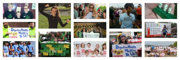 Fundraiser banner
